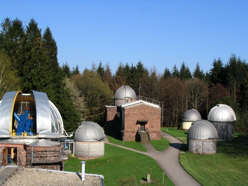 Research topics at the <strong>Landessternwarte Heidelberg-Königstuhl (LSW)</strong> (i.e. Heidelberg-Königstuhl State Observatory) consider observational and theoretical issues in stellar and extragalactic astrophsyics as well as a strong participation in instrumentation projects.